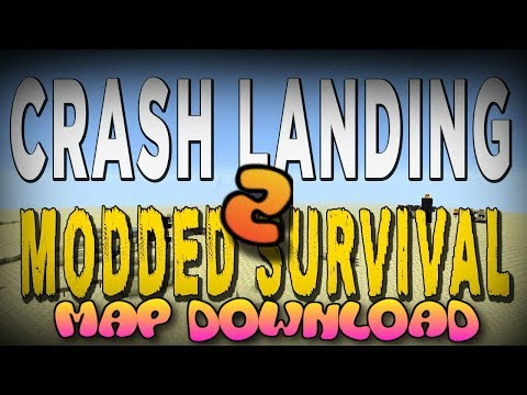 Minecraft: Xbox 360/One/Ps3/Ps4 - Crash Landing Modded Survival ...