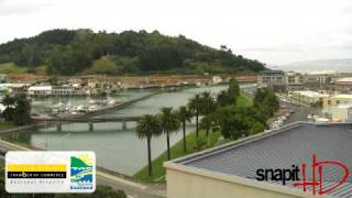 Gisborne Webcam Wednesday 9th February 2011