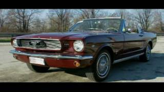 Ford Mustang 289 - Dream Cars