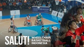 Video Wheelchair Basketball Indonesia Bikin Terharu! - Edisi Spesial Asian Para Games MP3, 3GP, MP4, WEBM, AVI, FLV Oktober 2018