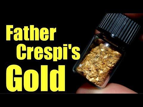 Father Crespi's Gold Treasure Trove