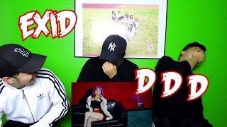 Download Lagu EXID - DDD MV REACTION (FUNNY FANBOYS) Mp3