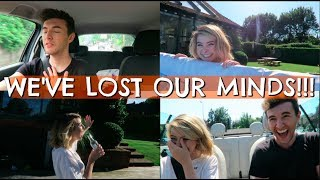 Video WE'VE LOST OUR MINDS! (FUN DAY OUT) MP3, 3GP, MP4, WEBM, AVI, FLV Maret 2019
