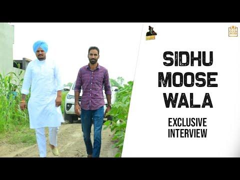 Sidhu Moose Wala | Exclusive Interview 2020