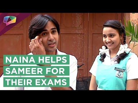 Naina Helps Sameer For His Exams | Yeh Un Dino Ki