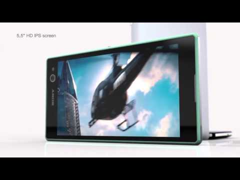 Introducing Xperia C3, the selfie Android smartphone from Sony 1