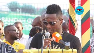 I have spent over $1million on charitable projects in Ghana - Gyan