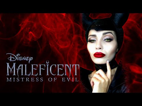 MALEFICIENT : MISTRESS OF EVIL MAKE UP