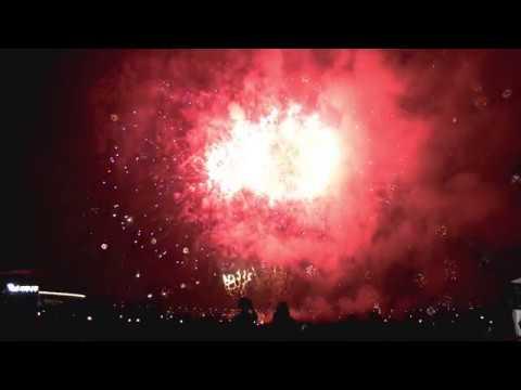 2018 서초 서리풀페스티벌 Seoripul Festival _서른의 서초 불꽃쇼 Full Ver