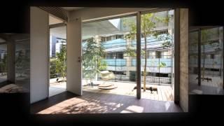Архитектура дома Balcony House от студии Ryo Matsui Architects Inc