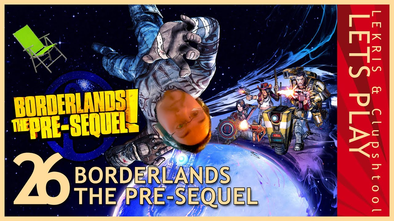 Let's Play Together Borderlands - The Pre-Sequel #26 - Der eifersüchtige C5TM-TR4P