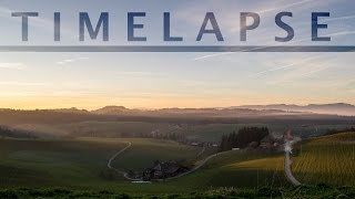 Timelapse - Switzerland (Full HD)