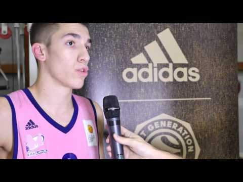 ANGT Rome interview: Novak Music, U18 Mega Leks Belgrade