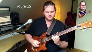 Morten Faerestrand - Arbitrary Chromatics: GuitarMessenger.com Lesson