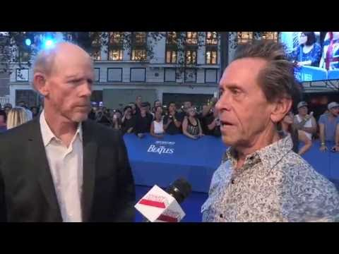 The Beatles: Eight Days a Week - The Touring Years – interviews inc Ron Howard, Brian Grazer
