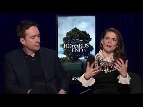 Interview: Matthew Macfadyen and Hayley Atwell (Howards End)