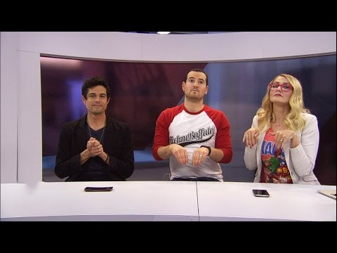 technobuffalo - http://www.cnet.com/ces/videos/ On today's show, Ashley and Khail welcome Technobuffalo's Jon Rettinger to the stage, and they discuss futuristic cars like t...