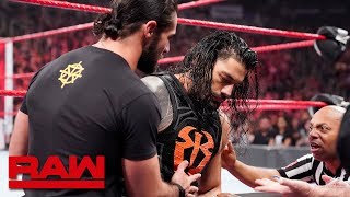 Nonton Seth Rollins helps Roman Reigns to the trainer's room: Raw, March 11, 2019 Film Subtitle Indonesia Streaming Movie Download