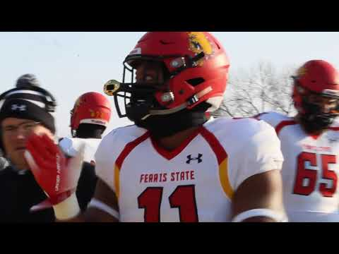 Football Semifinal Highlight Video 12-08-18