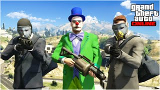 GTA 5 Heist : Amazing GTA Online Heist (GTA 5 Online Funny Moments) GTA 5 Heist DLC (Batman's The Dark Knight Bank Robbery Scene REMAKE)This is a little fan made video I made with my friends! Enjoy :)►Click to sub bro' : https://www.youtube.com/user/RedKeyMon?sub_confirmation=1►My Twitter : https://twitter.com/RedKeyMon►My Facebook : https://www.facebook.com/RedKeyMonMusic by:Kevin MacleodGee - Electroswing Revival Vanic X Machineheart - CirclesKevin Mantey Ultraterrestial ForcesOutro Music by Tobu - Candy Landhttp://www.youtube.com/tobuofficialhttp://www.facebook.com/tobuofficialhttp://www.soundcloud.com/7obuThanks for your support guys! nothing without you :)Watch my previous GTA 5 Online Funny moments : https://www.youtube.com/watch?v=u9GLKH0hUqc&list=UUm1F9GekuQVNf93XU7-i9kwMy GTA V playlists :• GTA 5 Stunts Montage : http://goo.gl/eJBFyi• GTA 5 Funny moments : http://goo.gl/1ReJ1c• GTA 5 Fails Montage : http://goo.gl/4pLQCG• GTA 5 Stunts Spots : http://goo.gl/wbYuA1As always, leave a like or a comment if you appreciated my video, and feel free to subscribe to my youtube channel if you like my GTA V channel!RedKeyMon ;)
