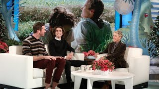 Video Armie Hammer and Timothée Chalamet Talk Passionate First Rehearsal MP3, 3GP, MP4, WEBM, AVI, FLV Juni 2018