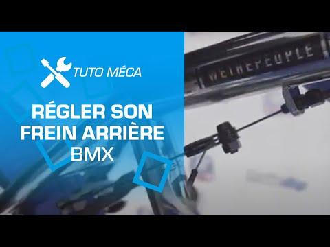 TUTO :  réglage d'un frein arrière BMX par Probikeshop