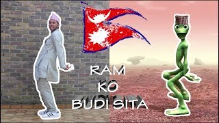 Video Nepalese Traditional VS Alien   Dame Tu Cosita / Ram Ko Budi Sita   DANCE CHALLENGE 2018   LAFANGOS MP3, 3GP, MP4, WEBM, AVI, FLV Mei 2018