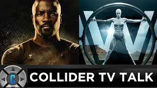 Luke Cage Renewed For Season 2, Westworld Season Finale Review - Collider TV Talk by Collider