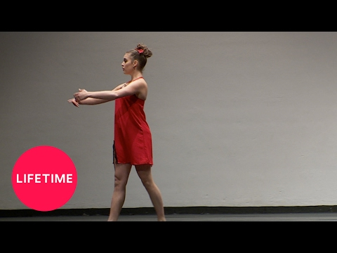 "Dance Moms: Full Dance: Kalani's ""Say Something, Say Anything"" Solo (S7, E10) 