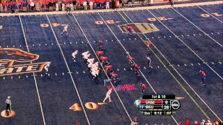Shea Mcclellin vs New Mexico 2011 vs  (2011)
