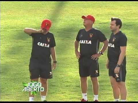 [JOGO ABERTO PE] Sport está definido para encarar o Santos