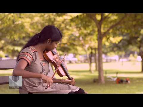 Enthan Nenjil Violin Instrumental by Kasthoori