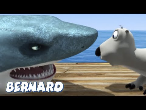 Bernard Bear | Fishing AND MORE | 30 min Compilation | Cartoons for Children