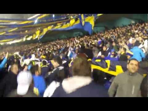 """boca 4 union 0  Gol de Colazo + ni la muerte nos va a separar """"HD"""" torneo apertura 2011 - La 12 - Boca Juniors - Argentina - América del Sur"""