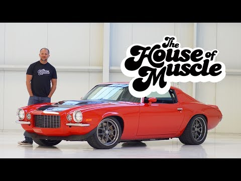 Project ZL-70: Chevrolet Camaro - The House Of Muscle Ep. 7 (видео)
