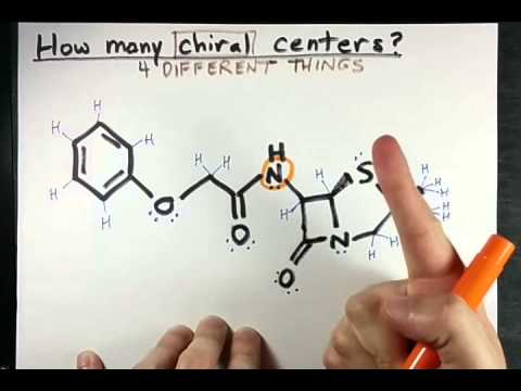 How Many Chiral Centers are in this molecule?
