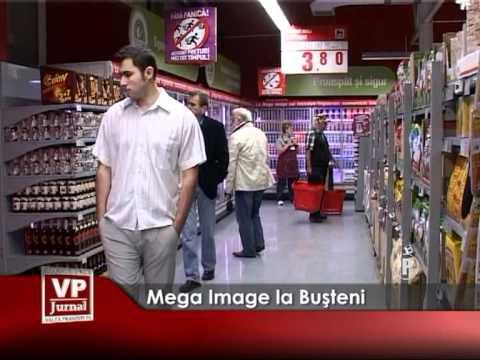 Mega Image la Buşteni