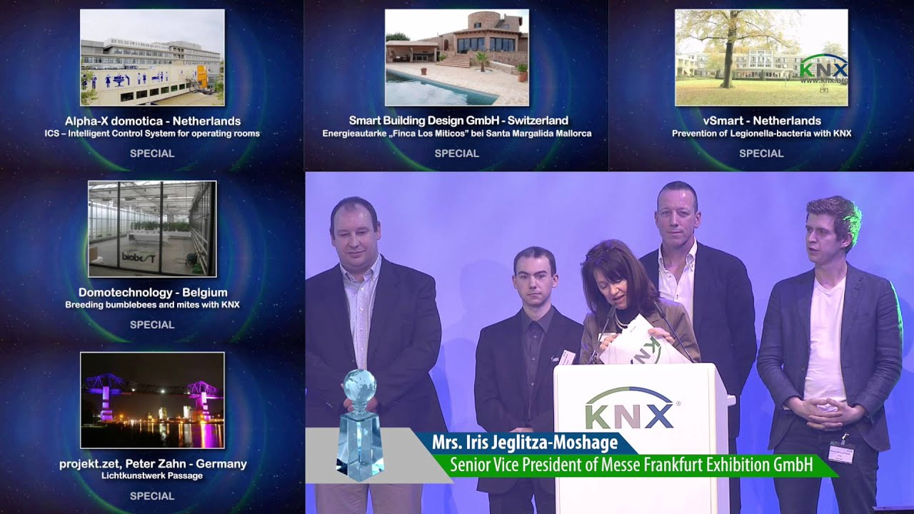 KNX Award 2014 Ceremony