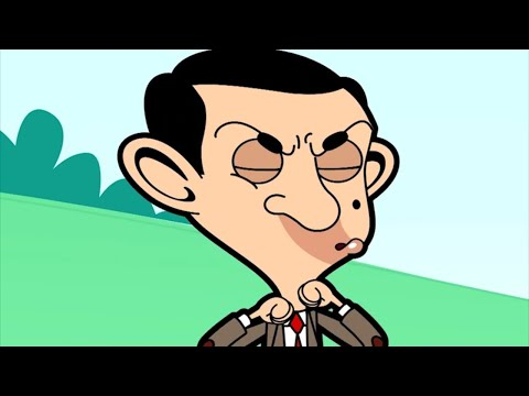 Annoyed Bean | Funny Episodes | Mr Bean Official