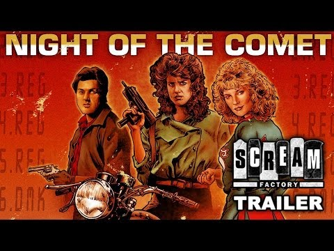 Night Of The Comet (1984) - Official Trailer