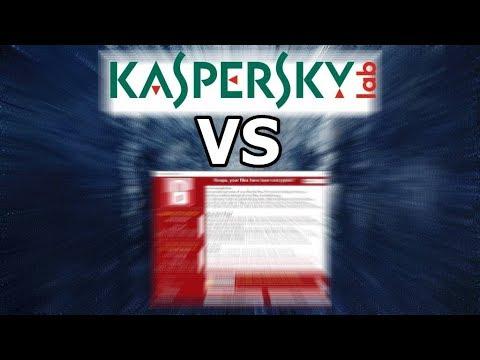 Kaspersky VS WannaCry {A-V Test #9}