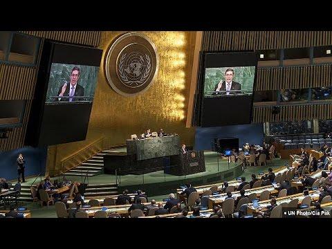 ΟΗΕ: H Ουάσινγκτον καταψήφισε άρση του εμπάργκο στην Κούβα