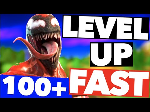 How to LEVEL UP FAST in Fortnite Chapter 2 Season 8 BEST   Fortnite How to Level up FAST in Season 8