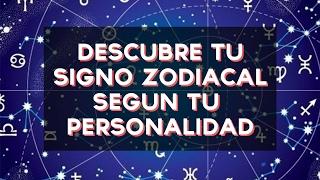 Que signo zodiacal va con tu personalidad realmente? Descubre cual es tu signo zodiacal según tu personalidad con este divertido test! ↠↠ ¡No te olvides de ...