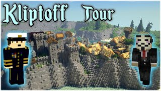 Kliptoff: Village and Castle Tour! w/ Zarius Plays