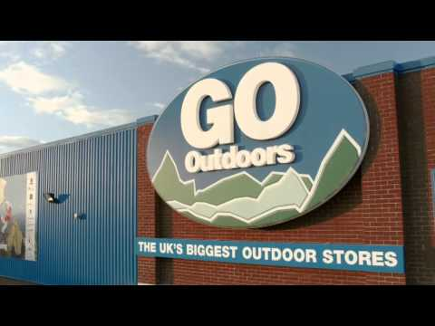 Go Outdoors unveils ad featuring Brits cau