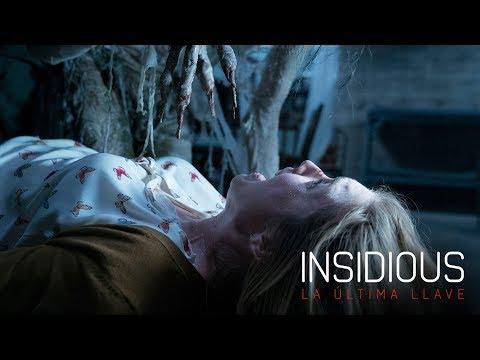 Insidious: La Última Llave - Mira antes de abrir las puertas?>