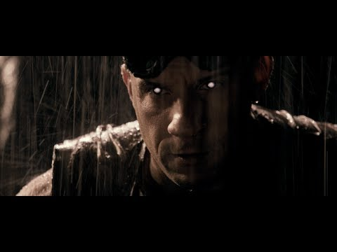 Riddick Restricted Trailer