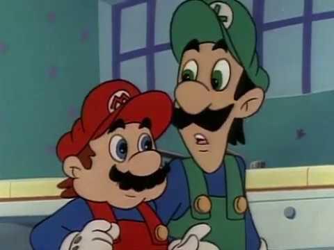 Die Abenteuer von Super Mario Bros. 3 - Marios Zauberteppich