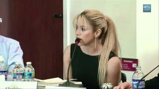 Shakira's remarks at Advisory Commission on Educational Excellence for Hispanics